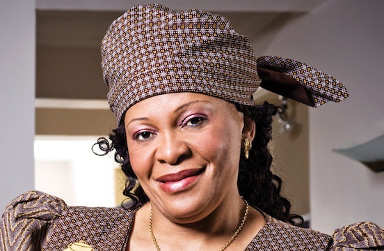 South Africa: Minister Nomvula Mokonyane - Water Infrastructure Investment Summit