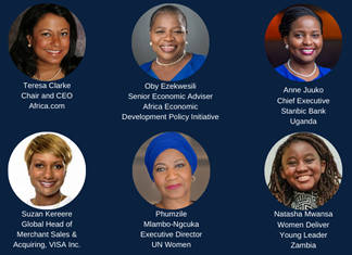 Africa.com Webinar Series to Feature Influential Women Leaders