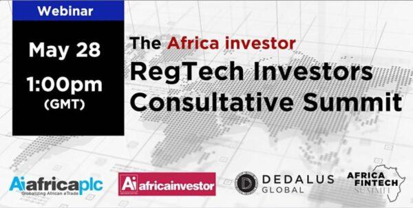 Webinar - The Africa investor RegTech Investors Consultative Summit
