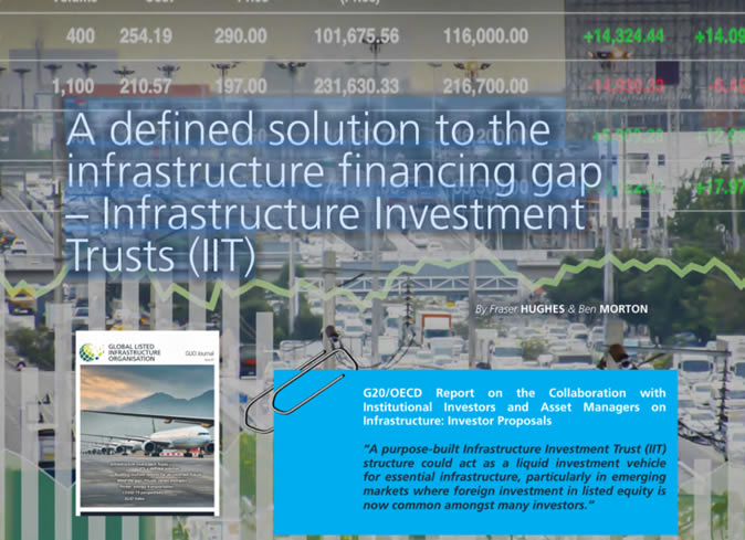 Ai Supports African Infrastructure Investment Trusts Initiative